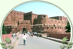Agra Fort, Agra Travel Vacations